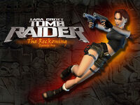Tomb Raider The Reckoning