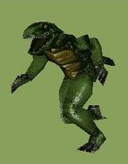 Lizard Creature 2