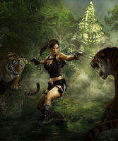 Lara vs Tigers Render