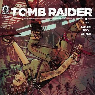 Tomb Raider 2 issue 08