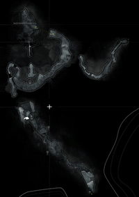 Glacial Cavern Map