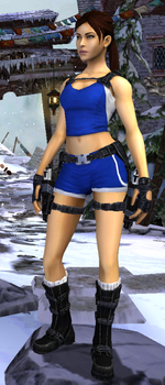 Relic Run Outfit Athletic