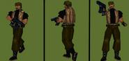 TR III Australian Soldier
