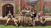 Lara Croft pictorial