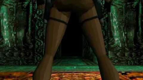 Tomb Raider II Starring Lara Croft Cutscene 10 - Temple of Xian