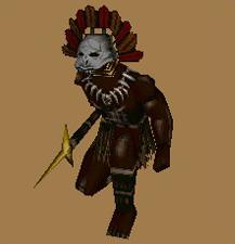 TR III Tribesman