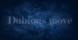 Dubiousmove
