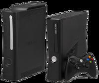Xbox 360 black versions