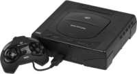 Sega Saturn (North American model)