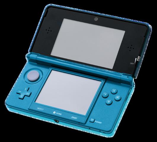 File:Nintendo 3DS (Aqua Blue).png