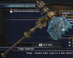 Prismic Grandhammer