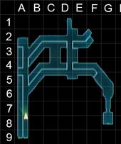 Aqueducts disposal tank no 8 grid