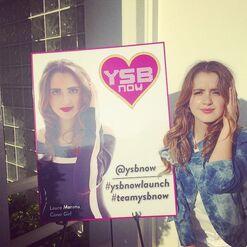 Laura YSB Now
