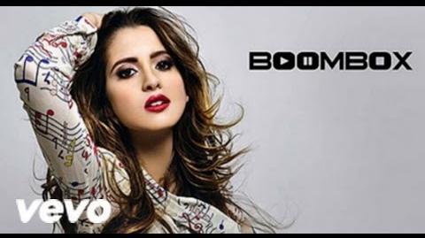 Laura Marano - Boombox (Audio)