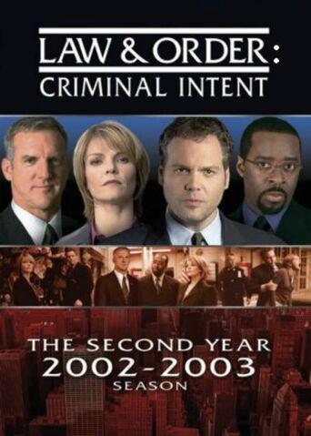 File:Law & Order Criminal Intent (Season 2) (2002-2003).jpg