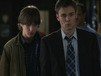 Brian Coyle & Aidan Connor