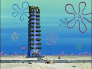 Krusty Towers hotel
