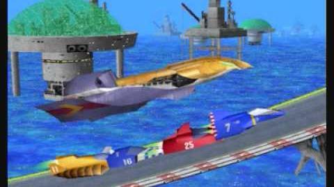Super Smash Bros - Big Blue (SSBB)