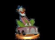 Wakko Clown Trophy2