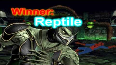 Super Smash Bros Lawl Ultimate - Reptile