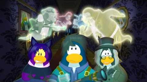 Ghosts Just Wanna Dance - Penguin Band ft Cadence Full Version