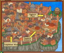 Wysteria map