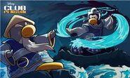 Water jitsu
