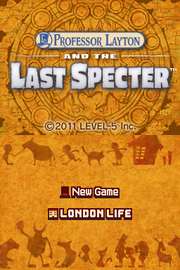 Prof last specter frontscreen