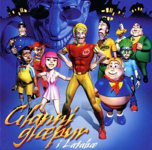 Glanni CD cover