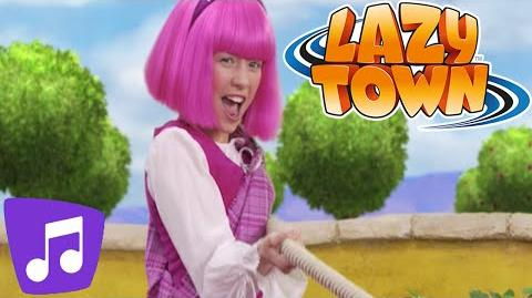 LazyTown Sports Candy Music Video
