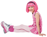 Nick Jr. LazyTown Stephanie Meanswell 4