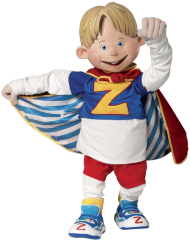 File:Nick Jr. LazyTown Ziggy Holding His Cape.png