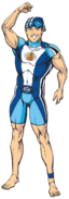 Nick Jr. LazyTown Sportacus Illustrated 3