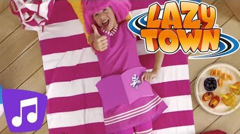 LazyTown Summer is the Season Music Video