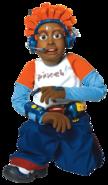 Nick Jr. LazyTown Pixel 3