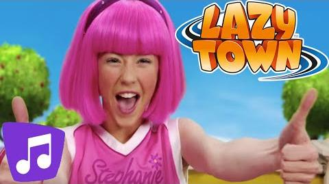 LazyTown One More Time Music Video
