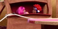 Nick Jr. LazyTown Pixel and Stephanie 6 - My Treehouse