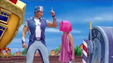 Welcome To LazyTown (HD version) LazyTown (w Subtitles)