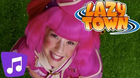 LazyTown Take it to the Top Music Video
