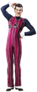 Nick Jr. LazyTown Robbie Rotten Thinking