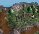 Ruines de l'ancienne citadelle