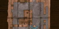 Citadel Island Sewers Map
