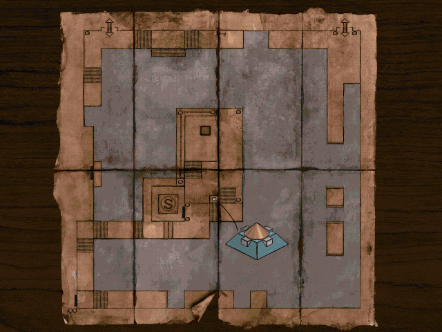 Map Citadel Sewers