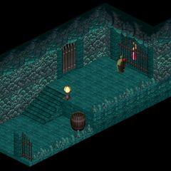 Another underground passage