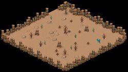 Island Desert center