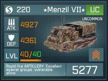 Menzil VII