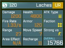 Laches UR Lv1 Back