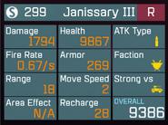 JanIIIlvl50stats