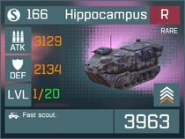 Hippocampus R Lv1 Front