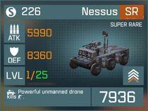 Nessus SR Lv1 Front